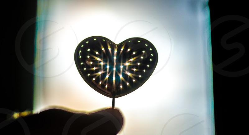 Heart strainer 3 photo