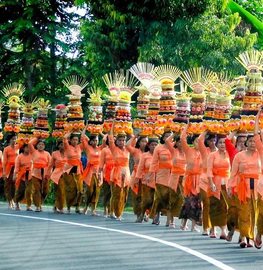 Balinese Ceremony photo