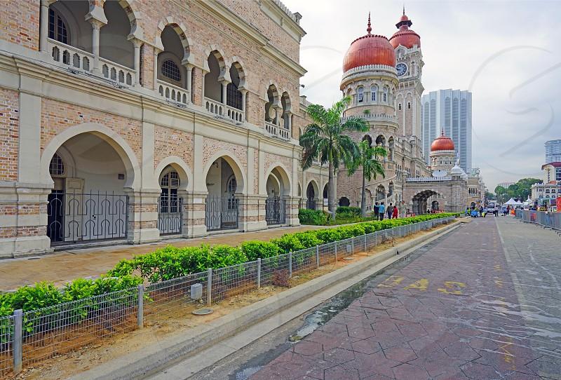 The Sultan Abdul Samad Building in Kuala Lumpur Malaysia photo