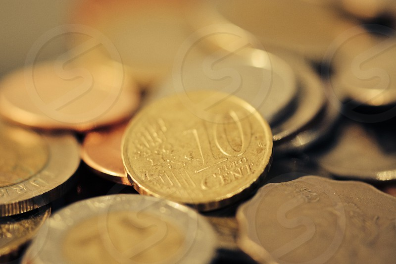 10 bronze coin photo