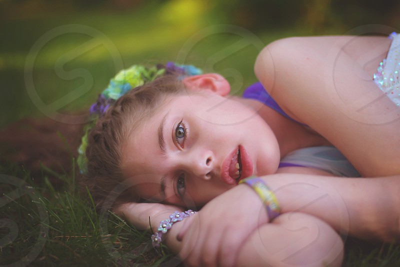 Raise awareness for Batten Disease ! Beautiful little girl photo