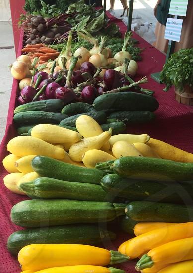 Short North farm market  photo
