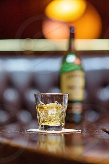 a glass of jameson 12 at O'sheas downtown Louisville photo