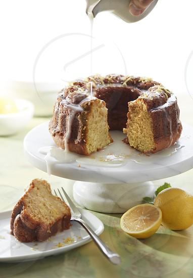 Lemon Pound Cake photo