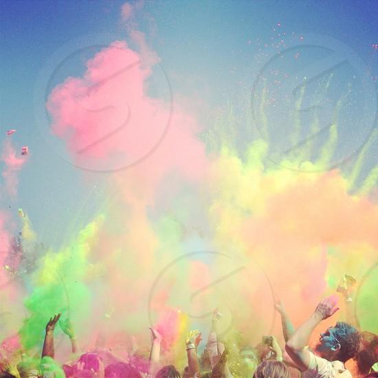 Colour Festival photo