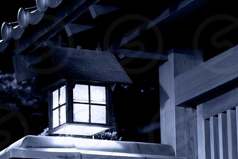 ''Light on'' - Wakayama Japan - Japanese Traditional Beauty - Candlelight  photo