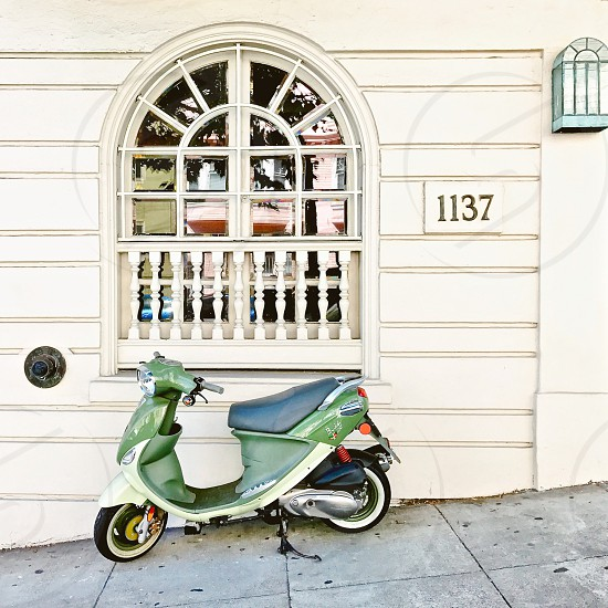 Scooter photo