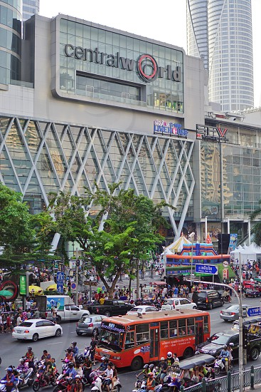 CentralWorld - Bangkok Thailand photo