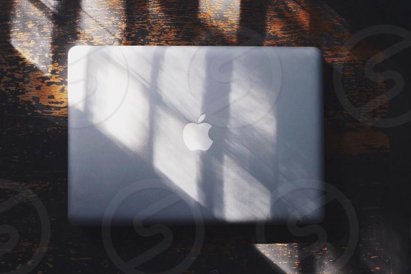 grey apple gadgets photo