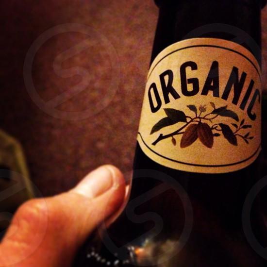 Beer organic  photo