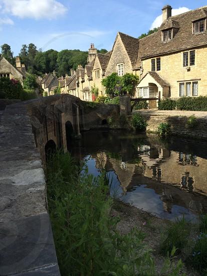 Canal England  photo