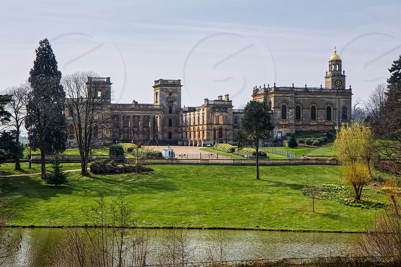 Witley Court Ruins and Formal Gardens photo