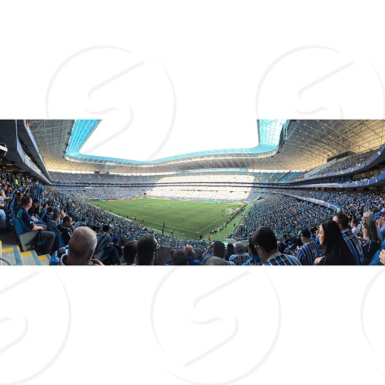 Gremio stadium in Porto Alegre Brazil  photo