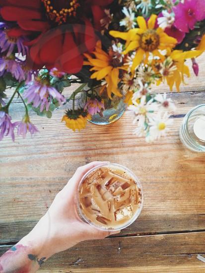 Iced Pumpkin Chai photo