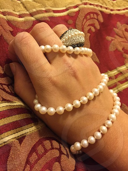 My love to pearls... photo