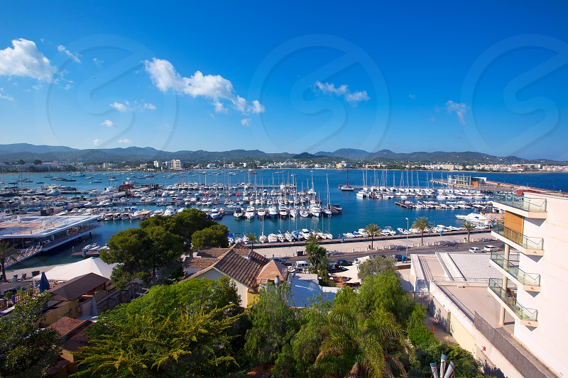 Ibiza San Antonio Abad Sant Antoni de Portmany in Balearic Islands photo