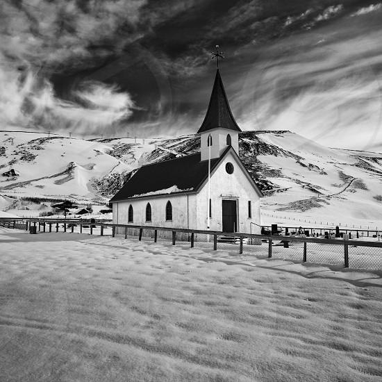 Church Iceland  photo