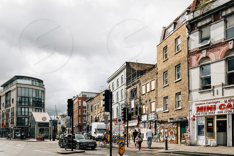 Brick Lane is a street in east London It is famous for its many curry houses and for being a vibrant art and fashion area photo