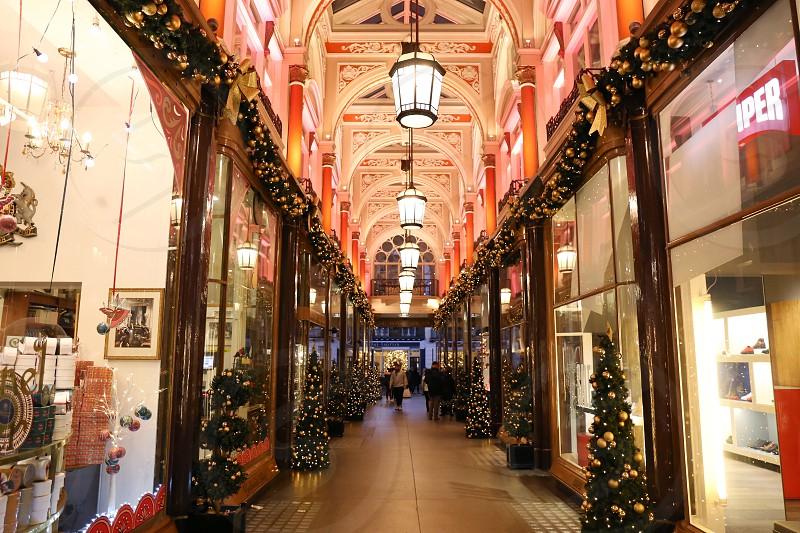 The Royal Arcade London. photo