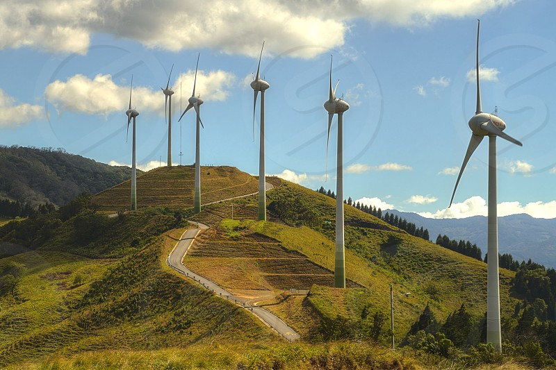 Save planet renewable energy photo