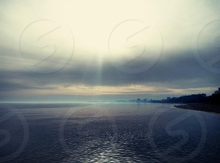 #sea#sky#nature#landskape#silence photo
