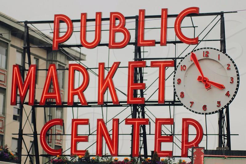 Pike's place Market  photo