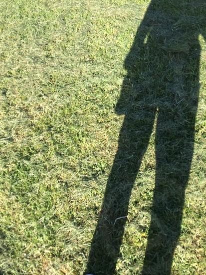 Shadowed photo