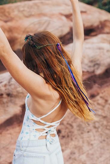 Fun summer day in colorful Colorado!  photo