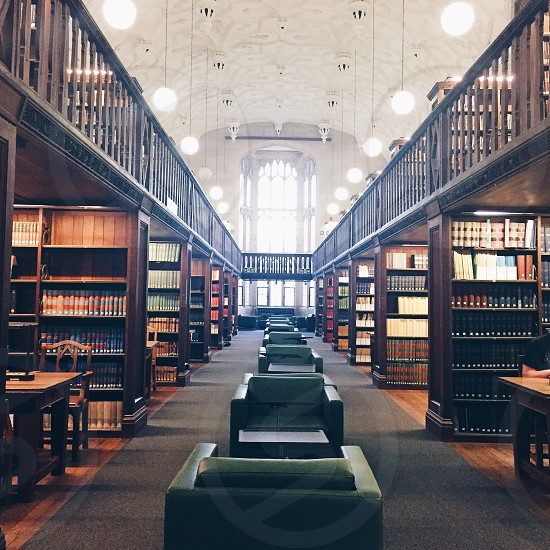 Bristol University of Bristol Wills Memorial Building library books study space  photo
