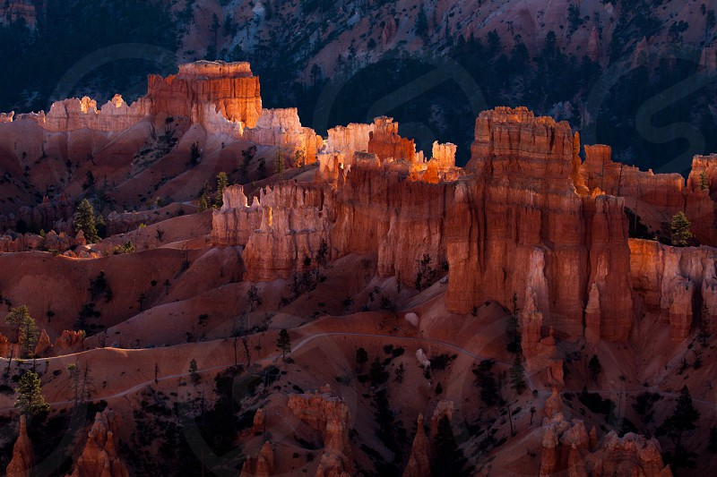 A New Day Dawning at Bryce Canyon photo