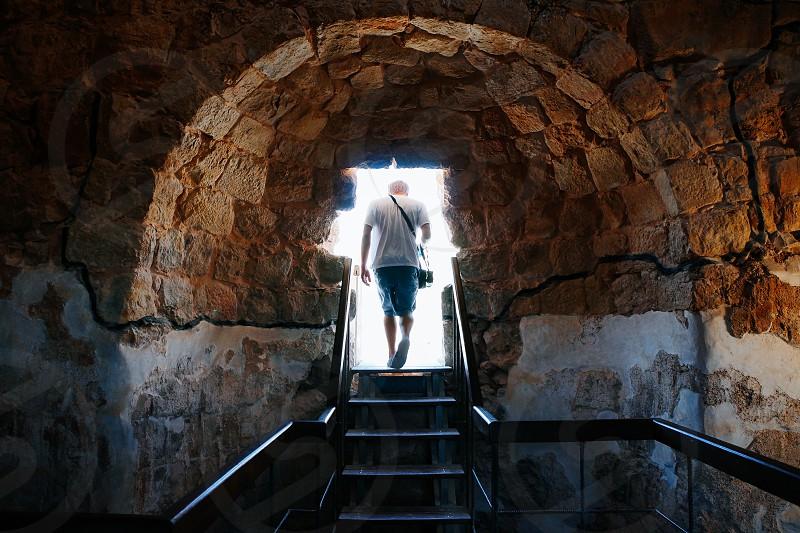 Masada Israel photo