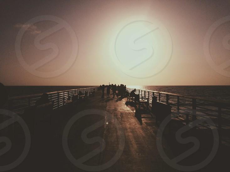 Hermosa Beach CA photo