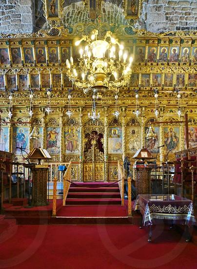 The Church of Saint Lazarus in Larnaca Cyprus photo