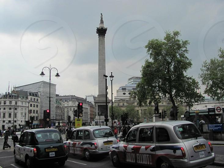 Nelson's Column London photo
