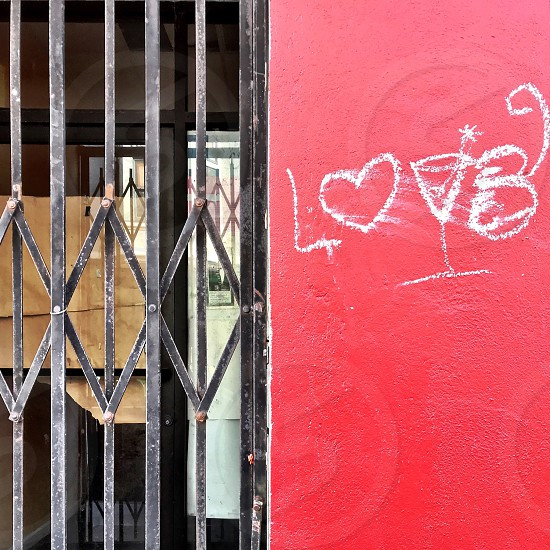 Love graffiti  photo