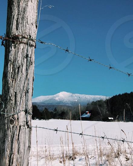 Mount Mansfield Vermont photo