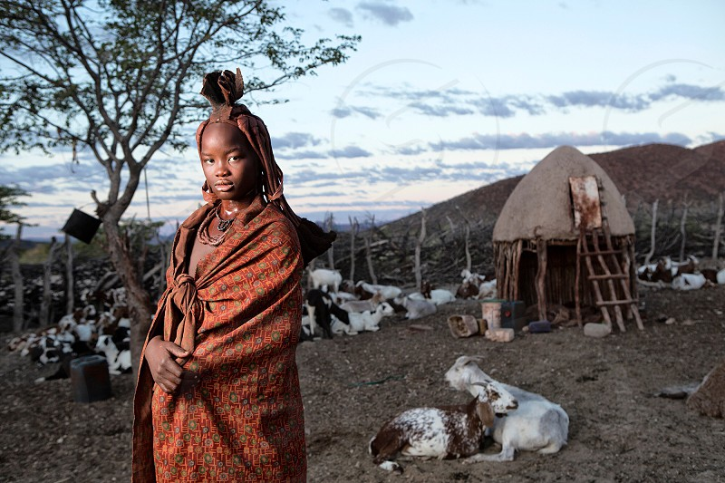 Himba Culture. Each year I spend A month with the Himba in their village learning and capturing  their culture photo