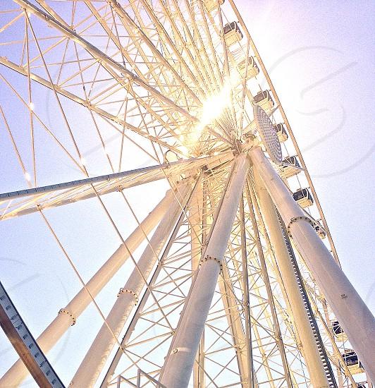 The Great Wheel - Seattle WA photo