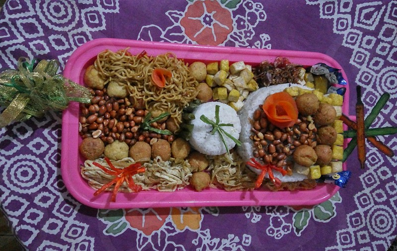 The Tumpeng Rice photo