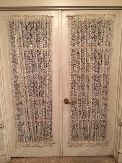 Old Vintage Double Doors photo