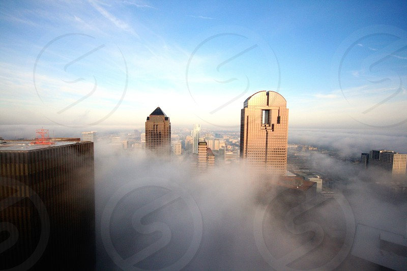 Unpredictable Dallas Texas.  photo