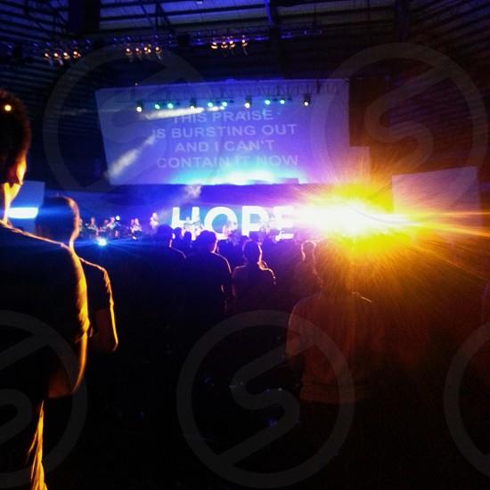 Hope 4 U. Hope has a name and His name is Jesus. photo