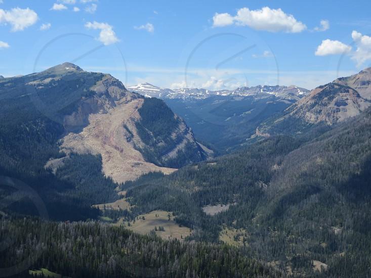 The Grand Teton Mountains photo
