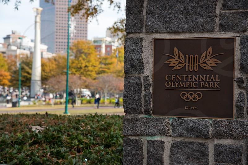 Centennial Olympic Park photo