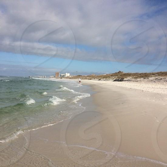 Panama City Beach Florida spring break  photo