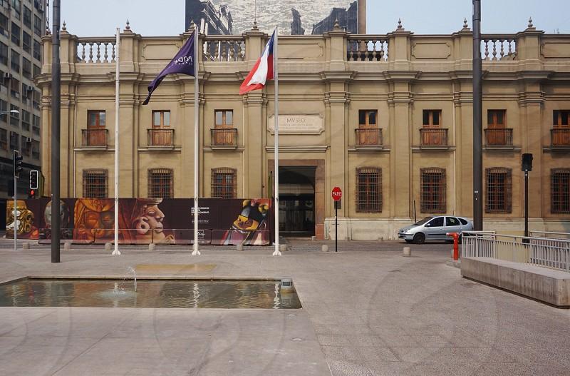 Museo Chileno de Arte Precolombino - Santiago Chile photo
