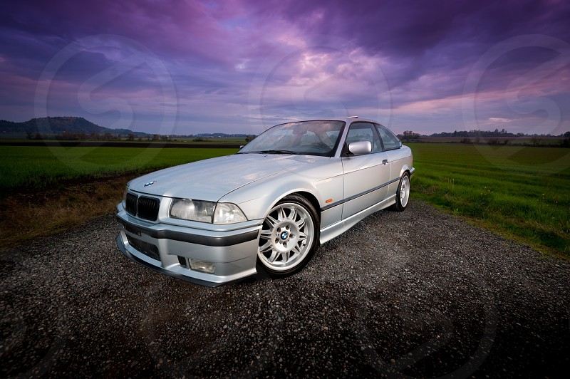 Automotive shoot. photo