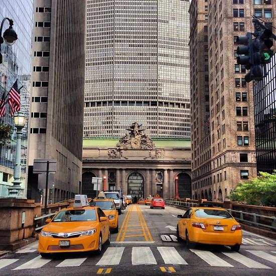 New York City grand central  photo