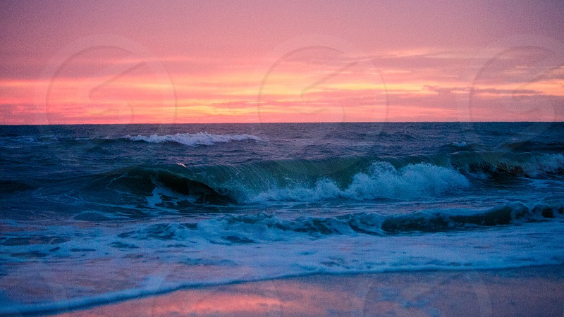 Sunset Naples FL photo