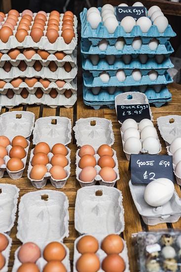 A day in Borough Market London photo